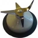 Turmixgép - Kupola és kés